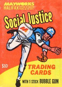 Mayworks Halifax Trading Cards