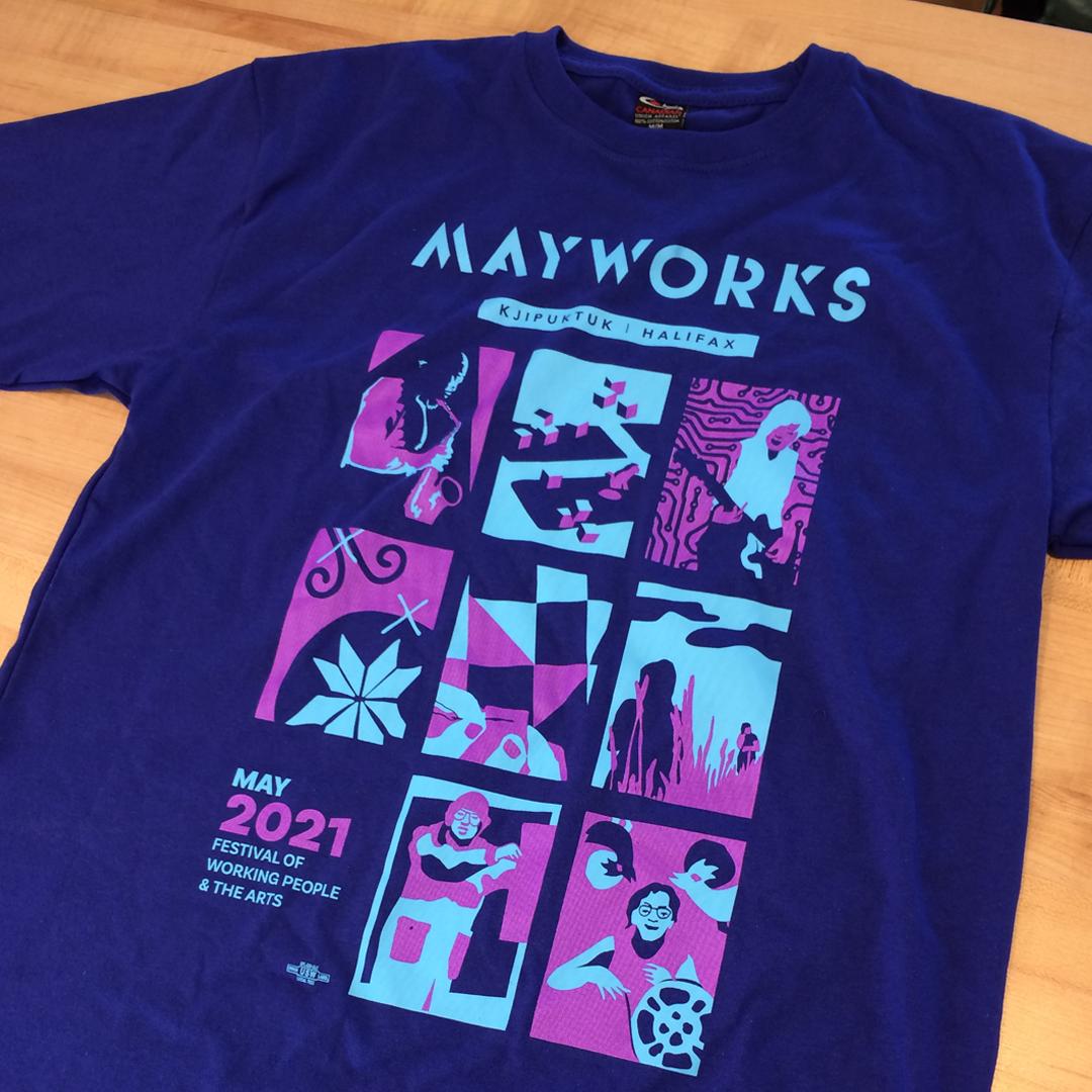 Mayworks T-Shirt
